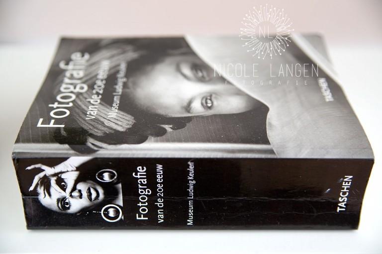 fotografieboek zwart-wit