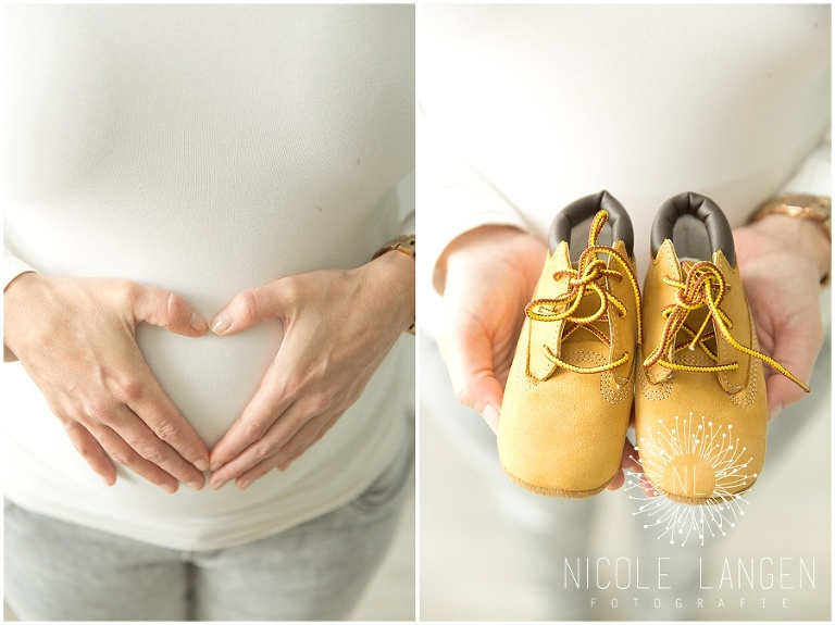 zwangerschapsshoot Debby