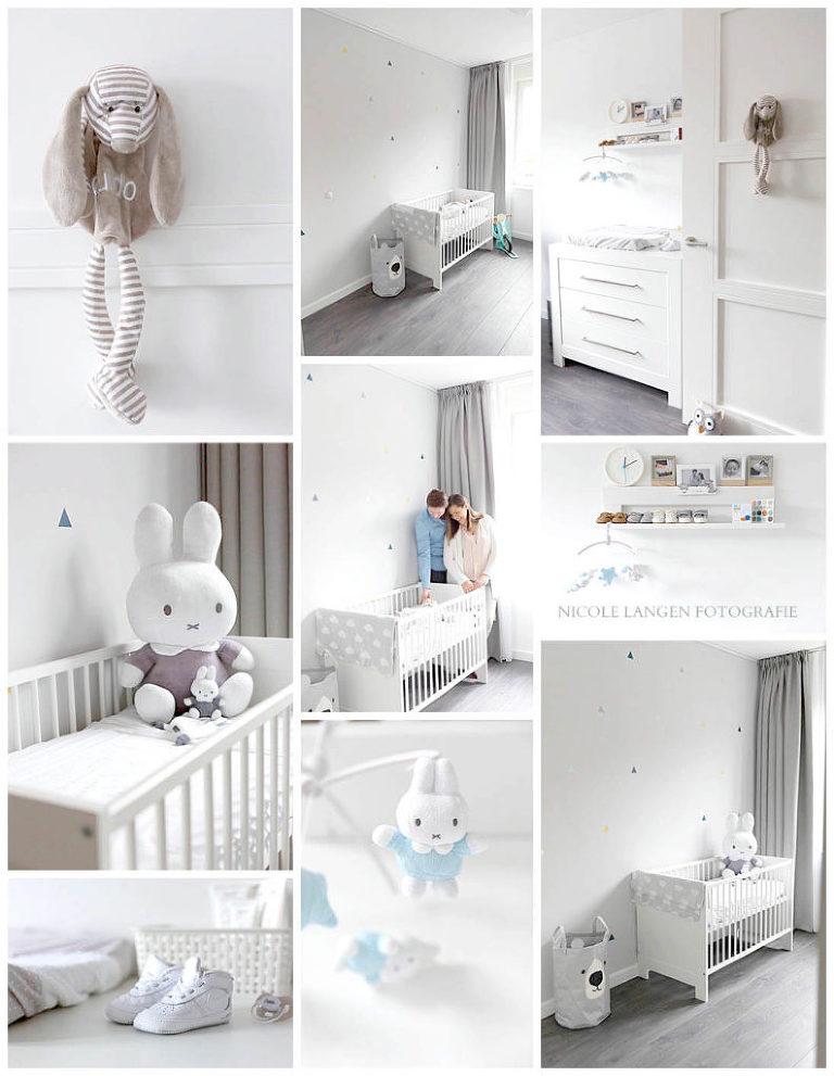 De jongens babykamer van Guido